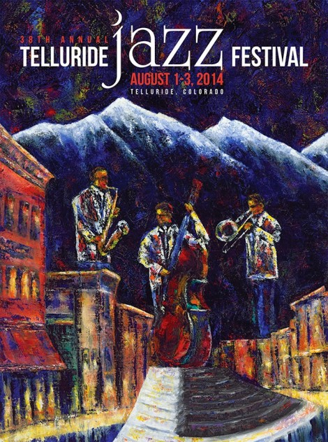 Telluride Jazz 2014