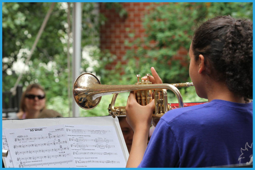 TELLURIDE JAZZ ACADEMY BAND View More