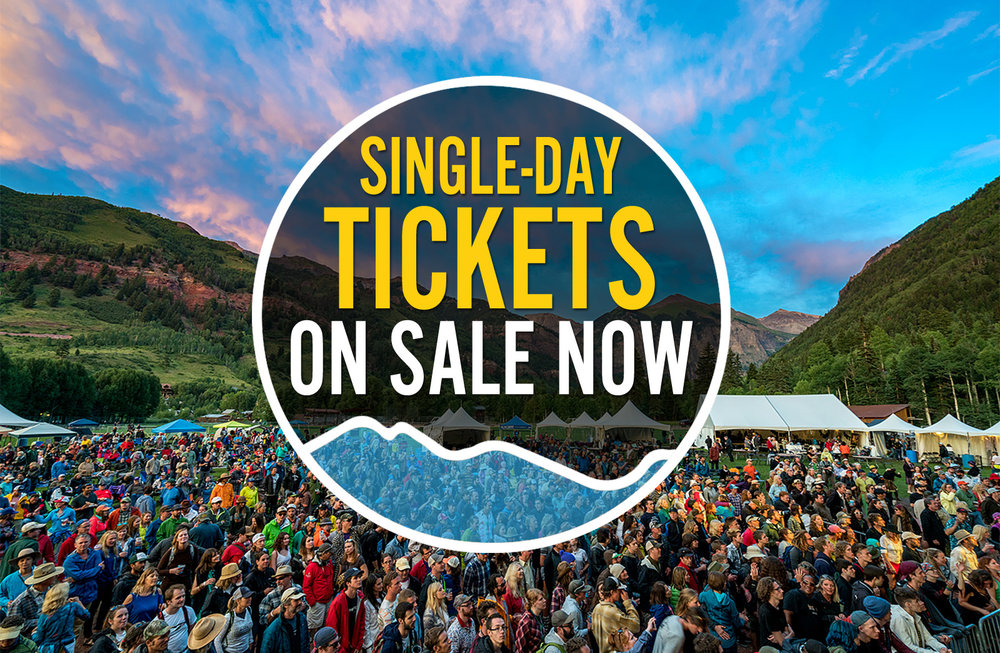 Single-Day Tickets