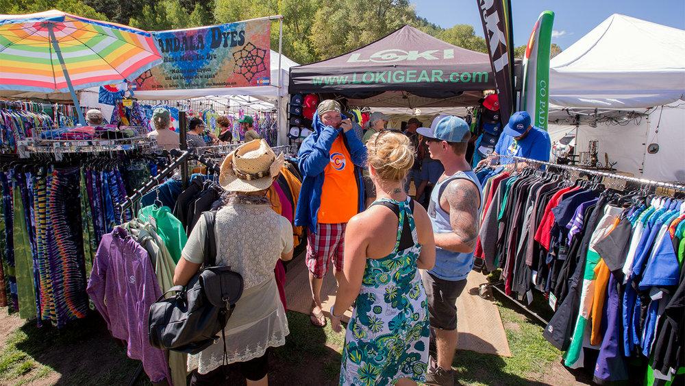 Telluride Jazz Festival | Vendors