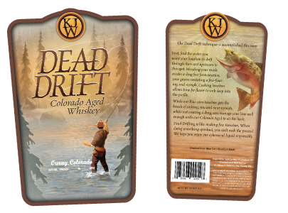 Dead Drift Colorado Aged Whiskey