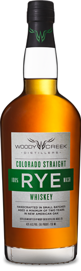 Woody Creek Distillers | Rye Whiskey
