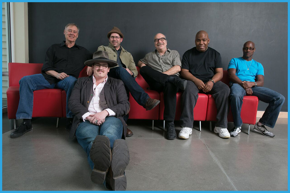 BRUCE HORNSBY & the noisemakers    View More