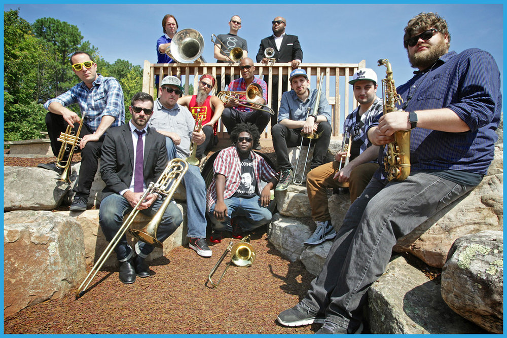NO BS! BRASS BAND    View More
