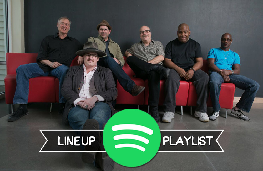 Bruce Hornsby & The Noisemakers | Spotify | Telluride Jazz Festival | 2018