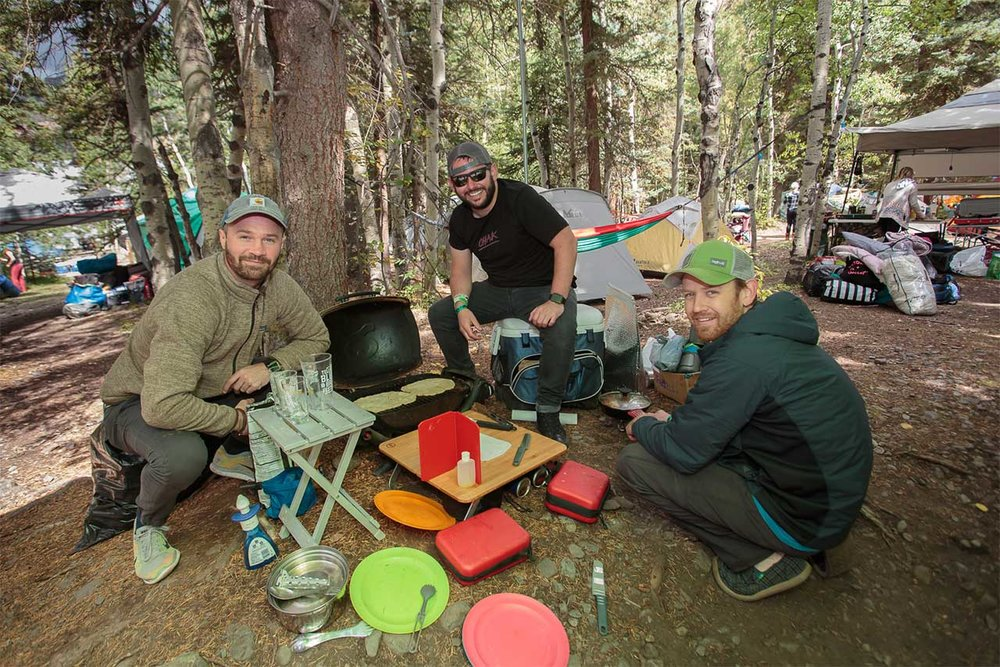 Telluride Jazz Festival | Camping