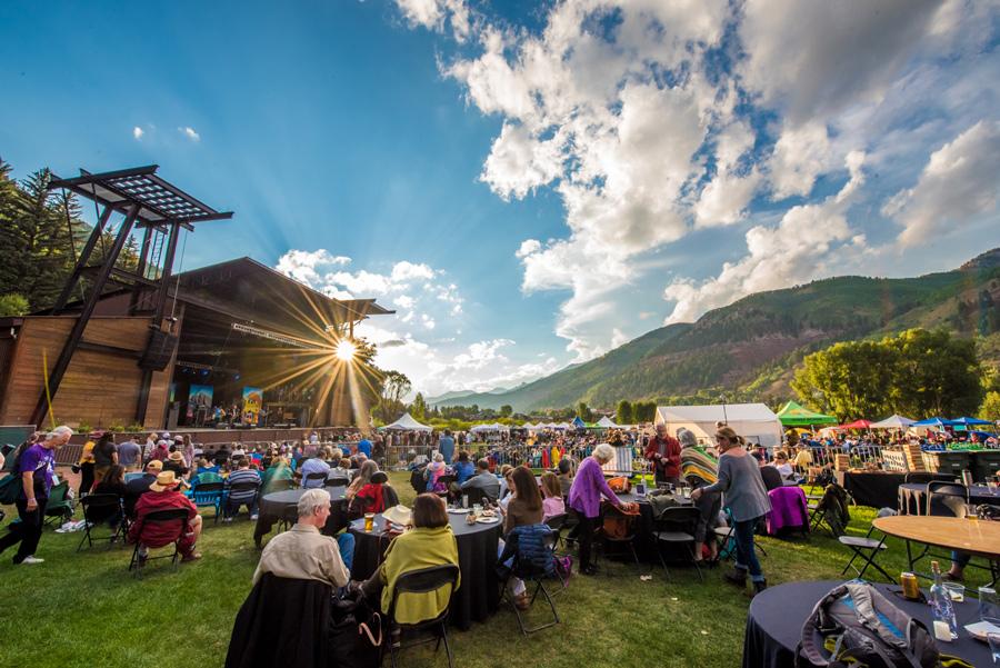 Vibe   Telluride Jazz Festival