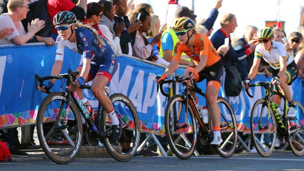 Bergen World Championships 2017