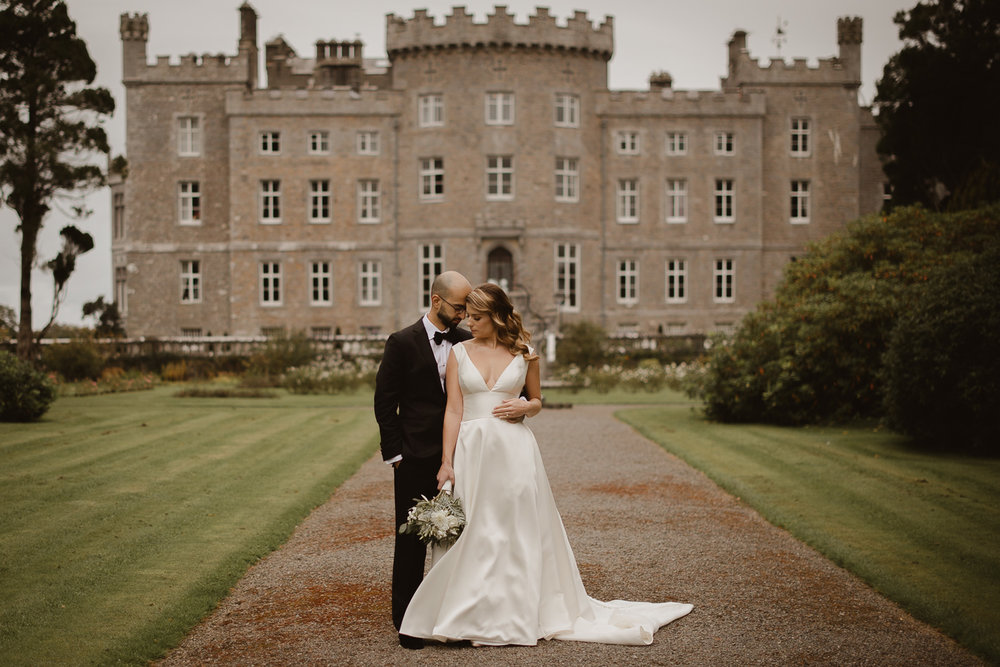 Markree castle wedding photographs -39.jpg