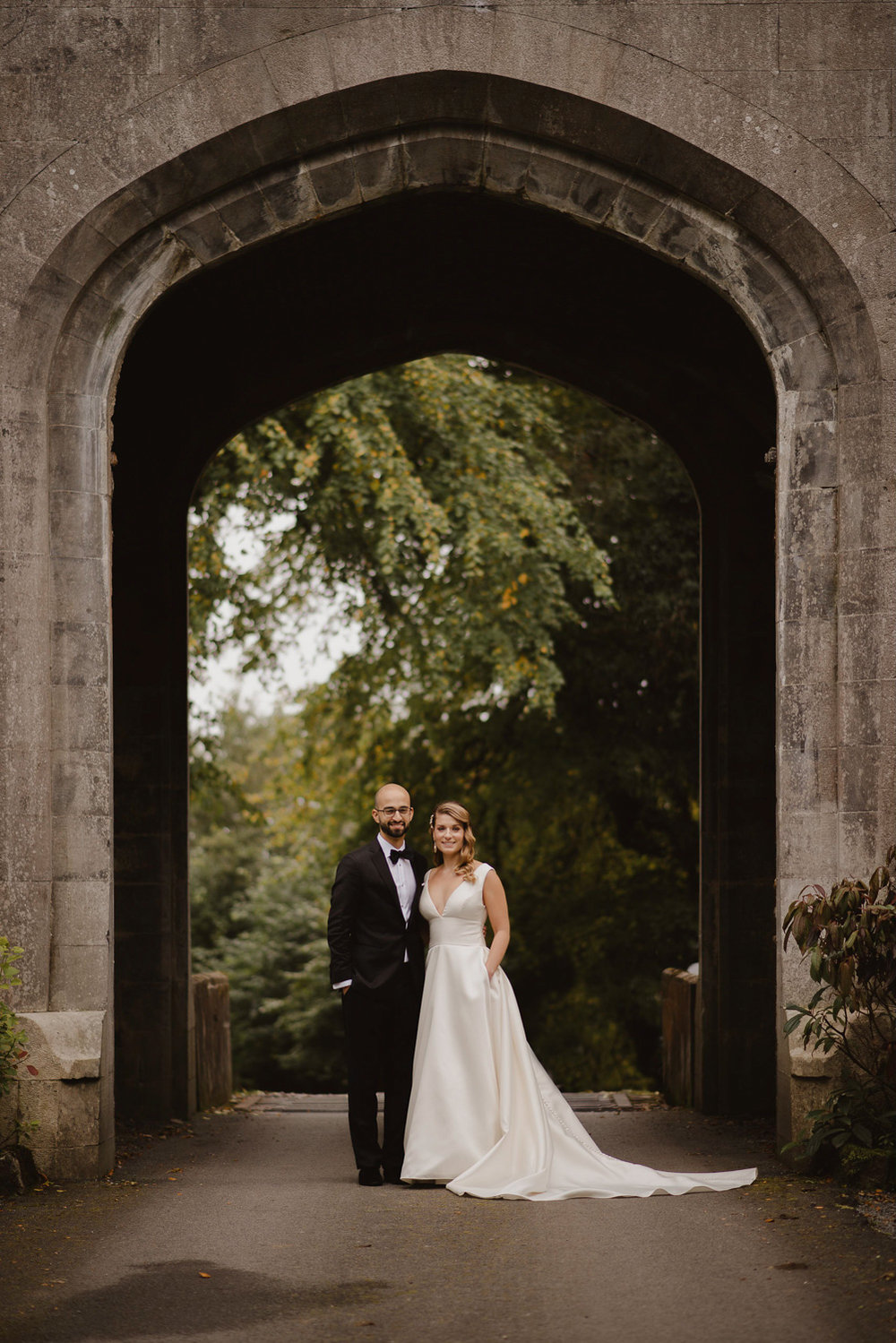 Markree castle wedding photographs -44.jpg