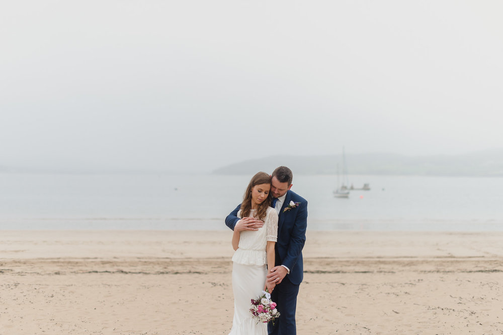 Paul & Claire - Spring Wedding, Donegal, Ireland
