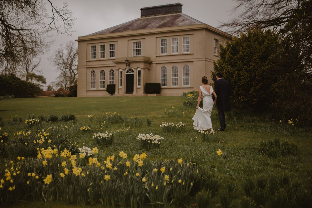 Marc & Claire - Spring Wedding | Tullyveery House