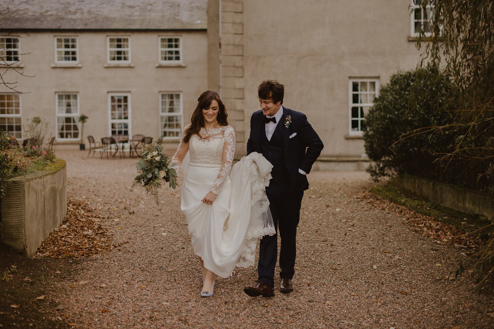 James & Zara - Autumn Wedding | Gracehall