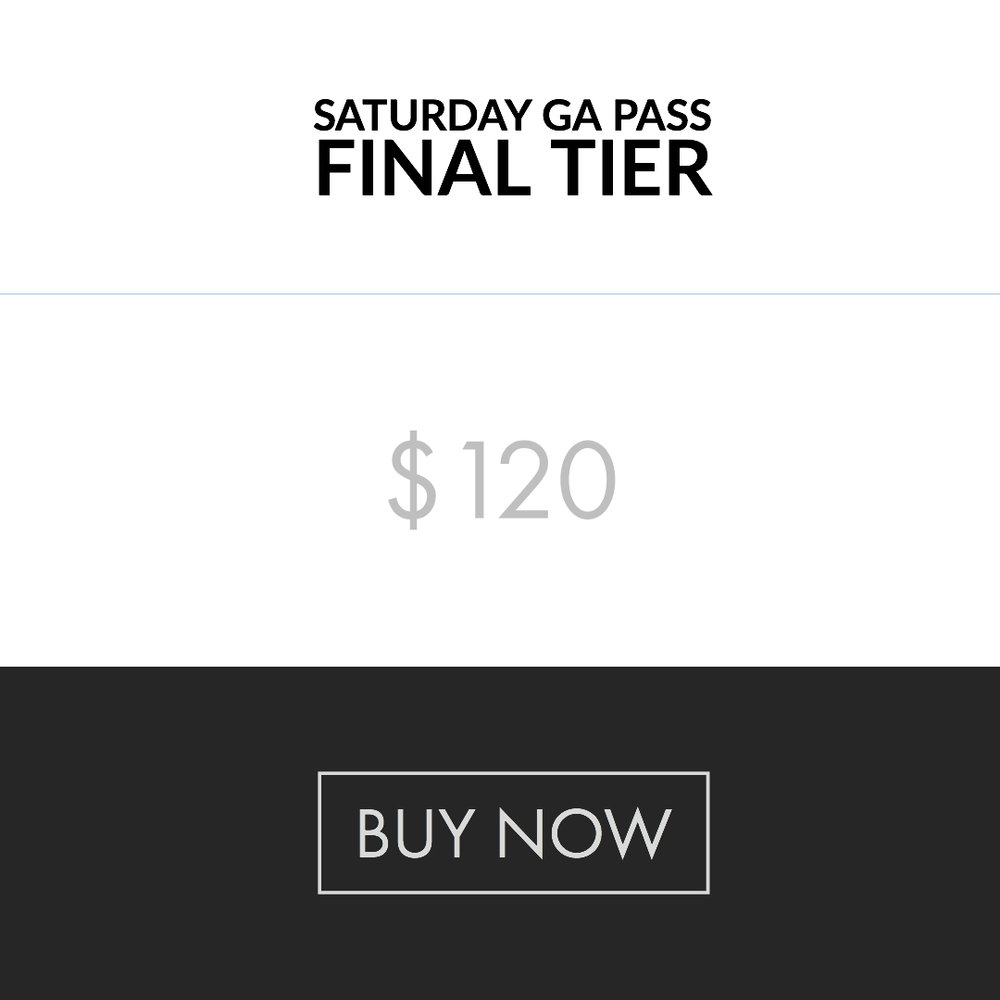Saturday GA Pass - Final Tier .jpg