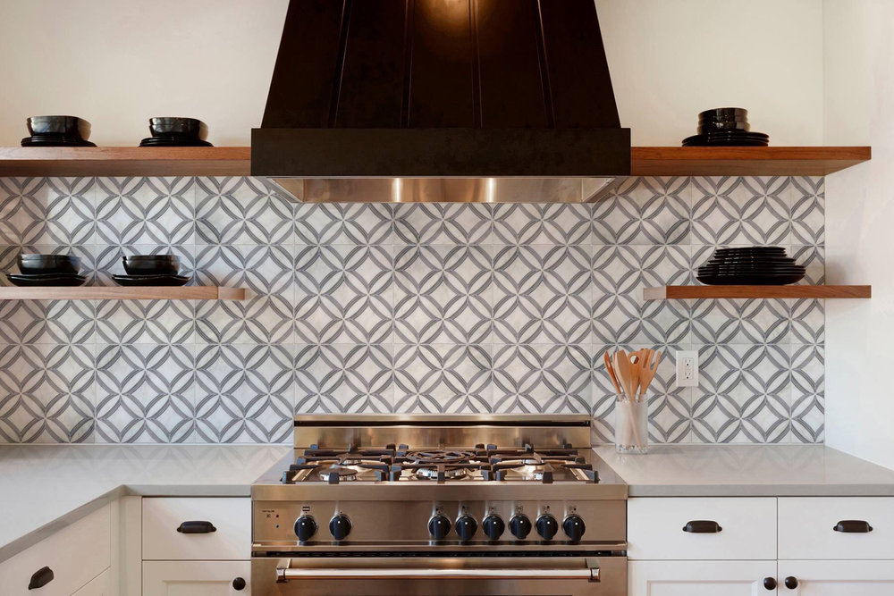 Beau Modern Decorative Tile Backsplash 2
