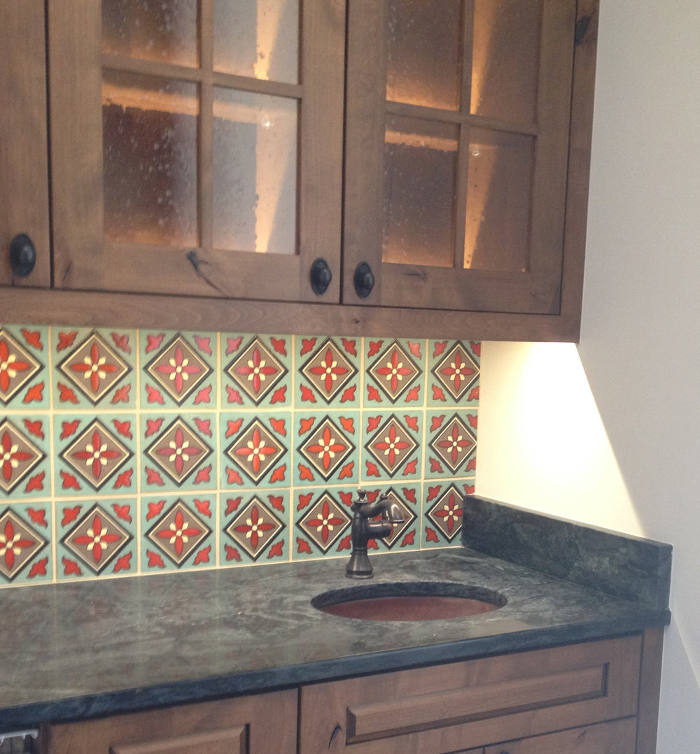 Kitchen tile studio tile stone spanish mission tile backsplashg dailygadgetfo Gallery