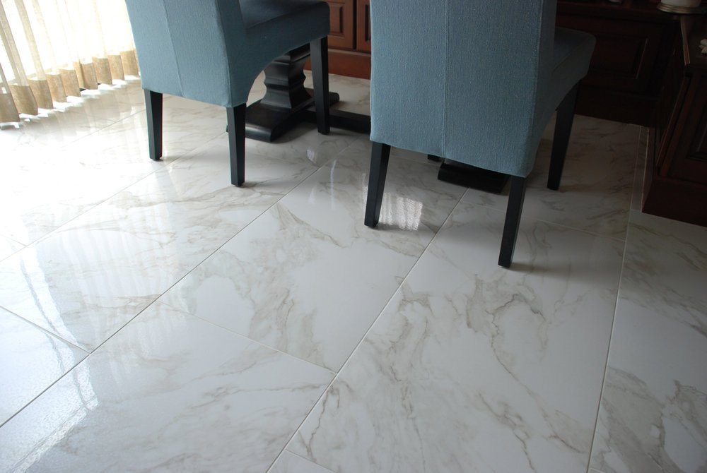 Floor Tile — Studio Tile & Stone