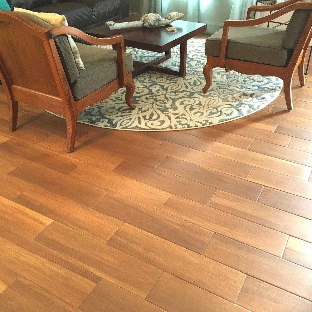 Wood Tile — Studio Tile & Stone
