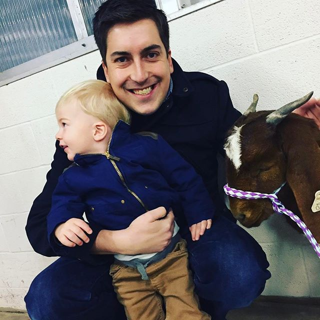 Meet Scott. He is a 30-year-old single ventricle patient with a passion for CHD advocacy. Scott works on behalf of several heart organization in Washington, D.C. Calling Dr. Rodefeld a friend, he also gives his time to further the mission of the Fontan Blood Pump. Scott is pictured here with his 18 mo. old son, Finley.