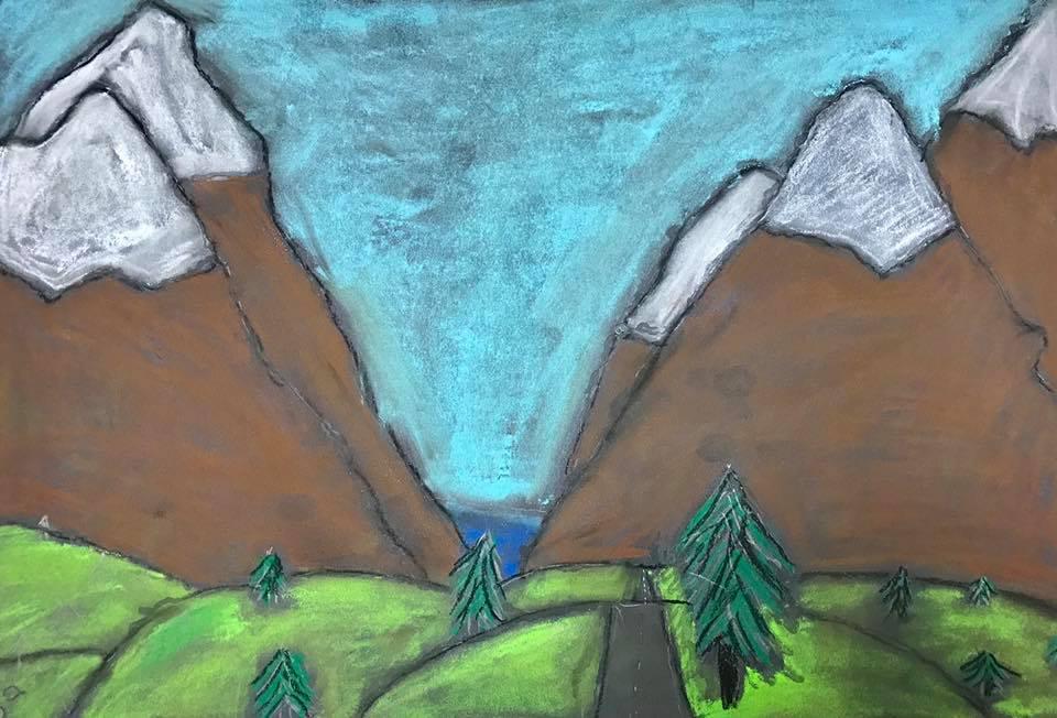 Landscapes    (7th grade)