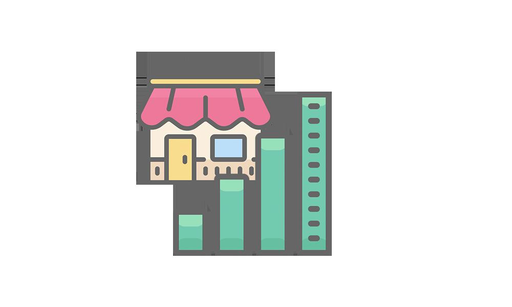 Instore analytics (support)   Samla in och agera på kunddata som inte är direkt kopplat till ett köp, som butiksbesök, rörelser i butik mm. Detta ger ytterligare ett lager data för automatisering och personifiering.
