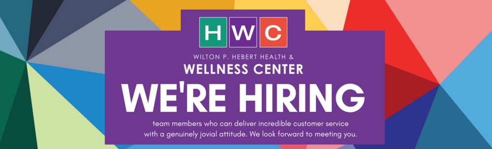 Careers Christus Hwc Health Wellness Center