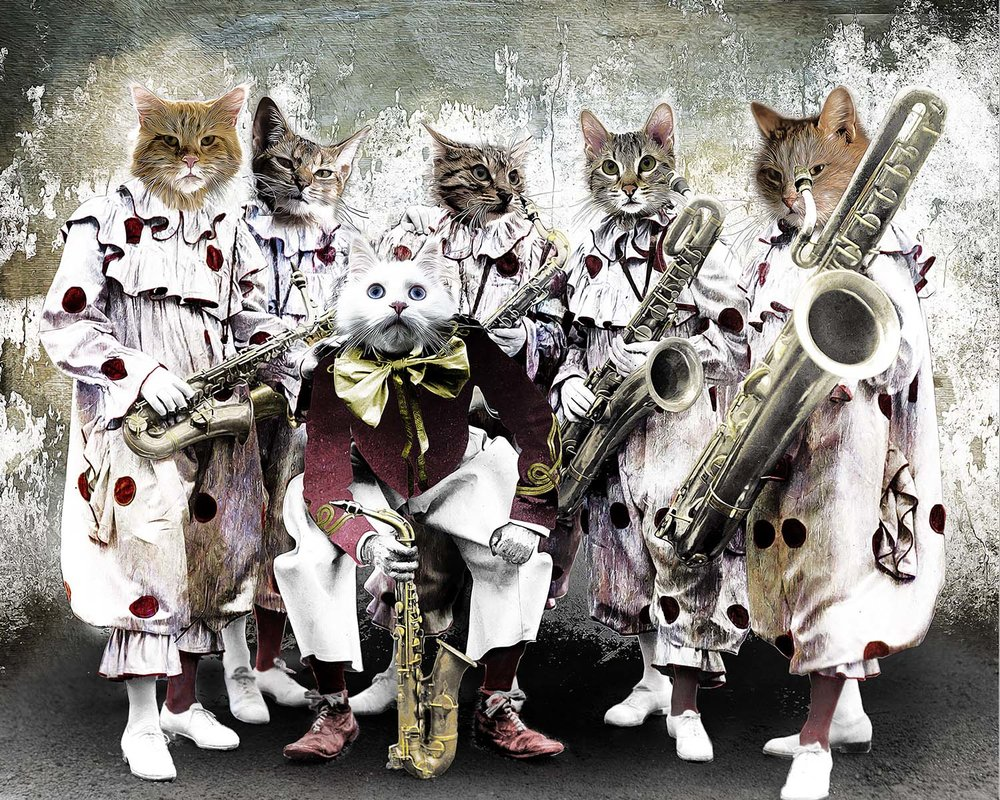 The Hep-Cats
