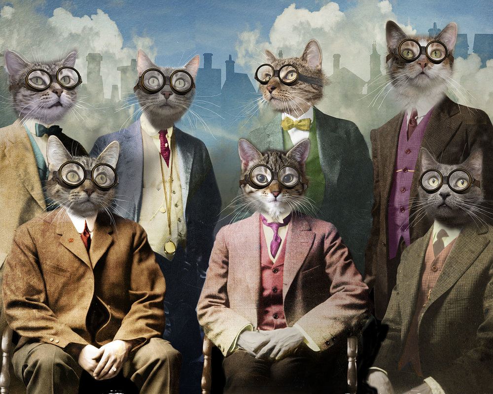Goggle Men