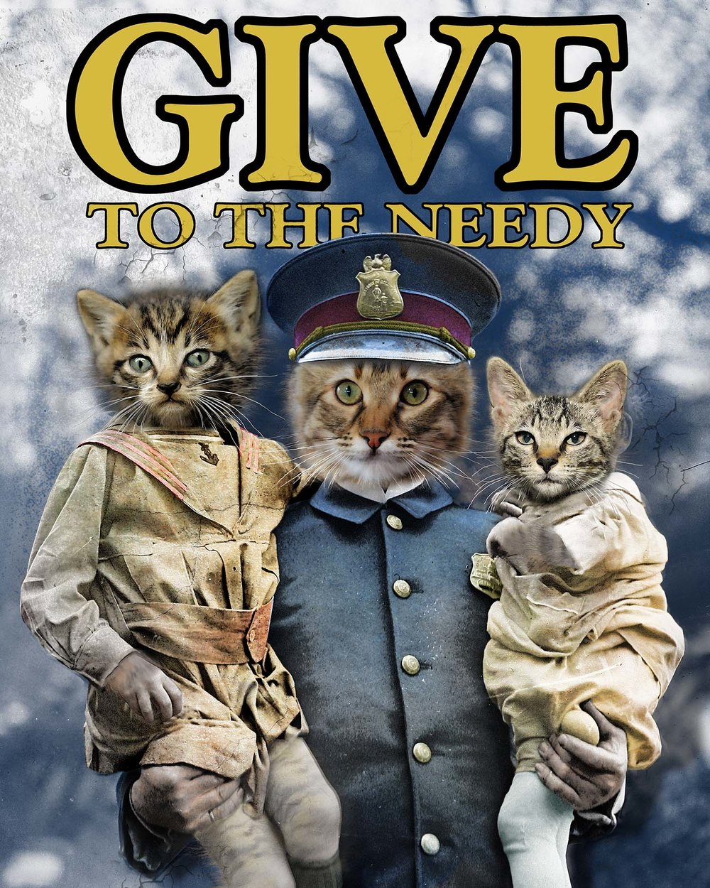 Give to the Needy