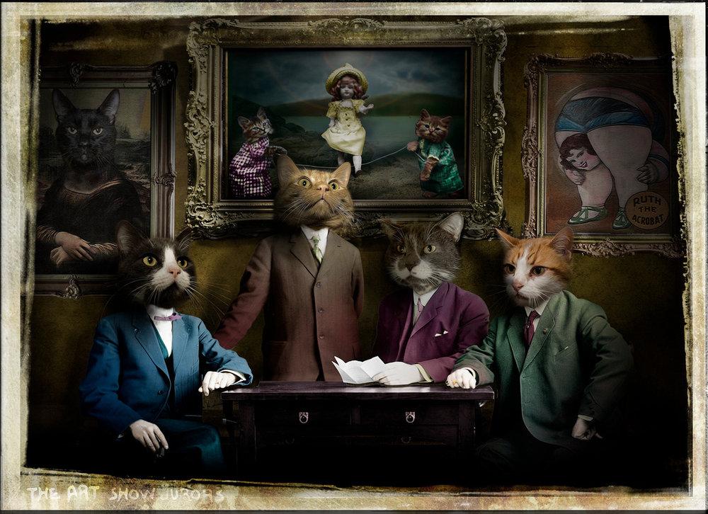 The Art Show Jury