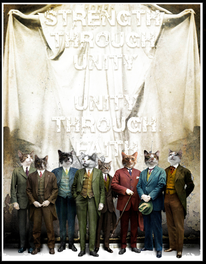 Strengh Through Unity
