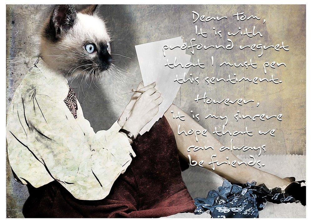 Dear Tom