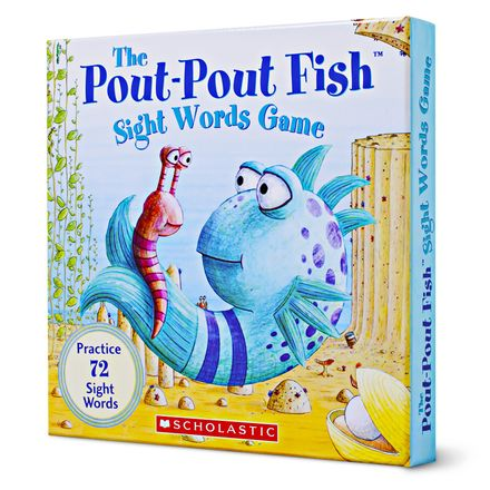 Join the Pout-Pout Fish and friends as they sail through 72 sight words in  sc 1 st  PACKAGING u2014 Canopy Books & PACKAGING u2014 Canopy Books