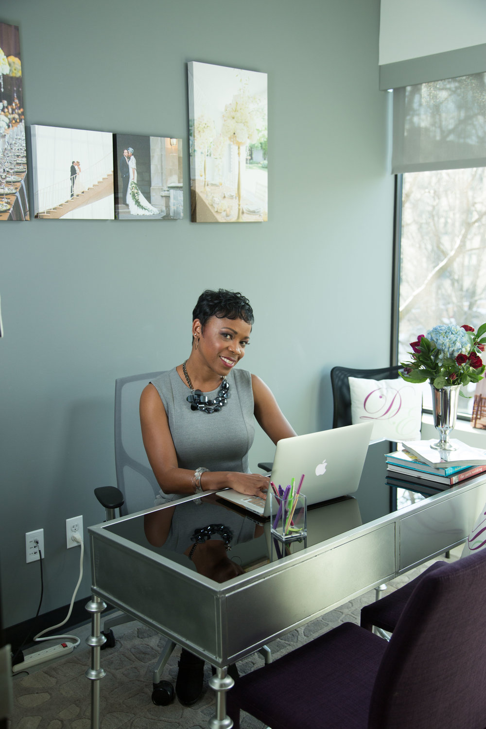 Dejanae Events Office 3