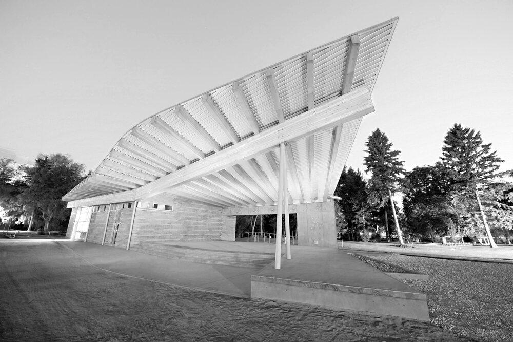 Polson Park Pavilion