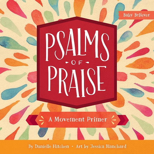This sturdy board book features beautifully digitized watercolor illustrations that attach action words to several verses from the Psalms. A great way to get wiggly preschoolers involved—they love to mimic the action while the verse is read.