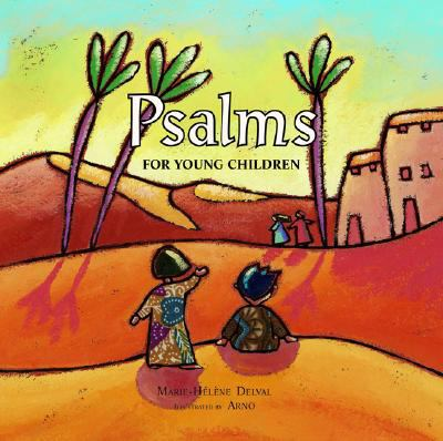 This book combines beautiful illustrations with child-friendly paraphrases of many Psalms that are cited so that you can pair them with scripture reading. A great option to read one each night at bedtime!