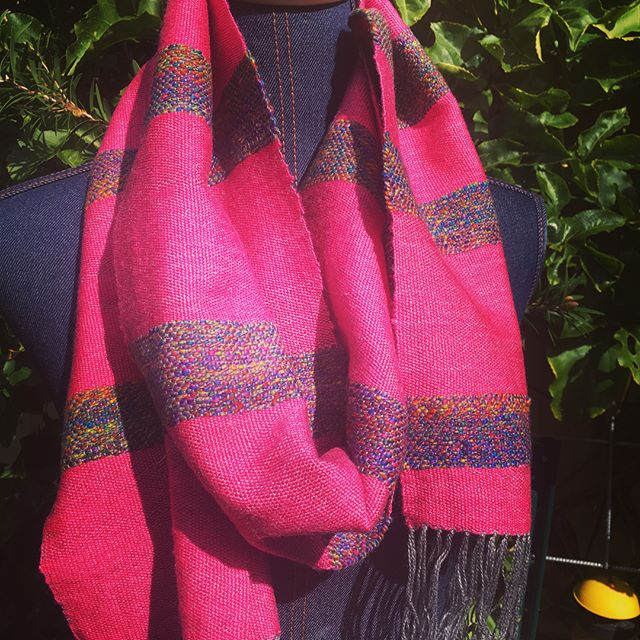 Scarves are the order of the day! Come and get yours this weekend at the East Vic Park market!  #supportlocal #supportlocalartists #localartists #mynewjob #saori #weaving #entrepreneur #hammeredrabbits #artasstyle #fiberart #fiberartist #fibreart #fibreartist #handspun #handspinning #madebyme #handmade #artyarn #artknit #artknits #wearableart #sparkle #smallbusiness #perthmade #madeinPerth #perthcreative #perthcreatives #textile #textiles #textileartist