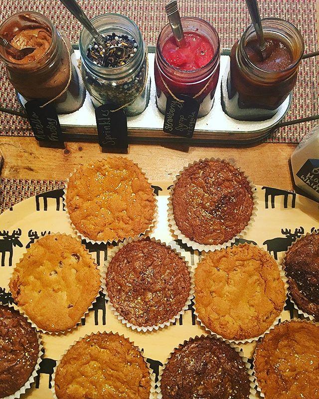 Brownie Sunday Party 🎈 #lifestyleblogger #brownies #browniesundae #kiki❤️ @52browniesundays @carmsgar26