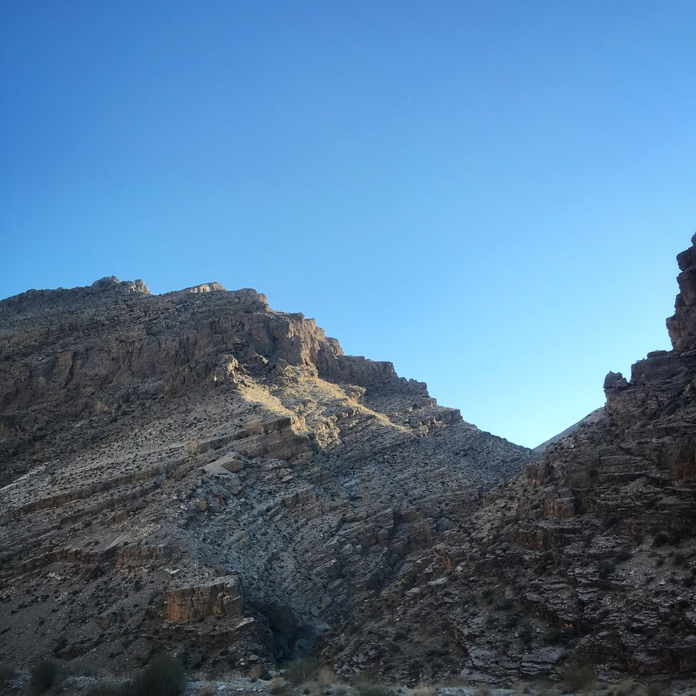 Early Morning in the Canyon