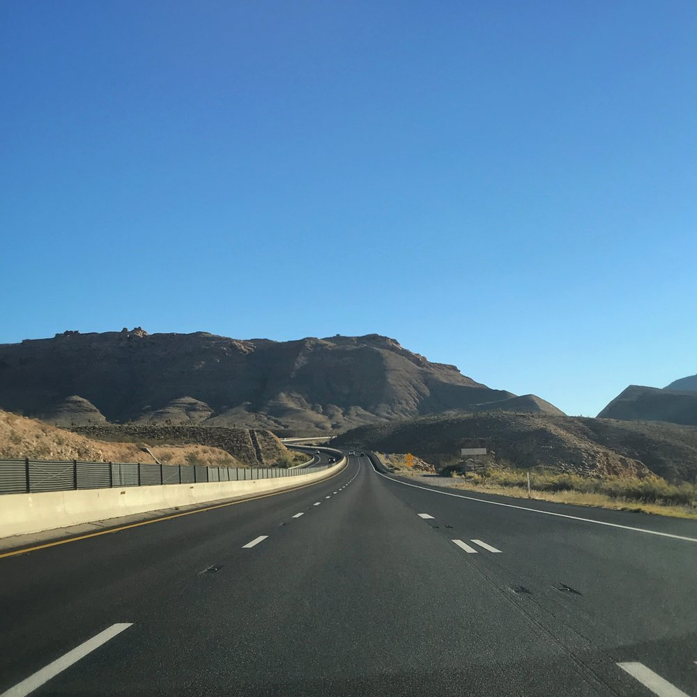 Arizona (for 15 minutes)