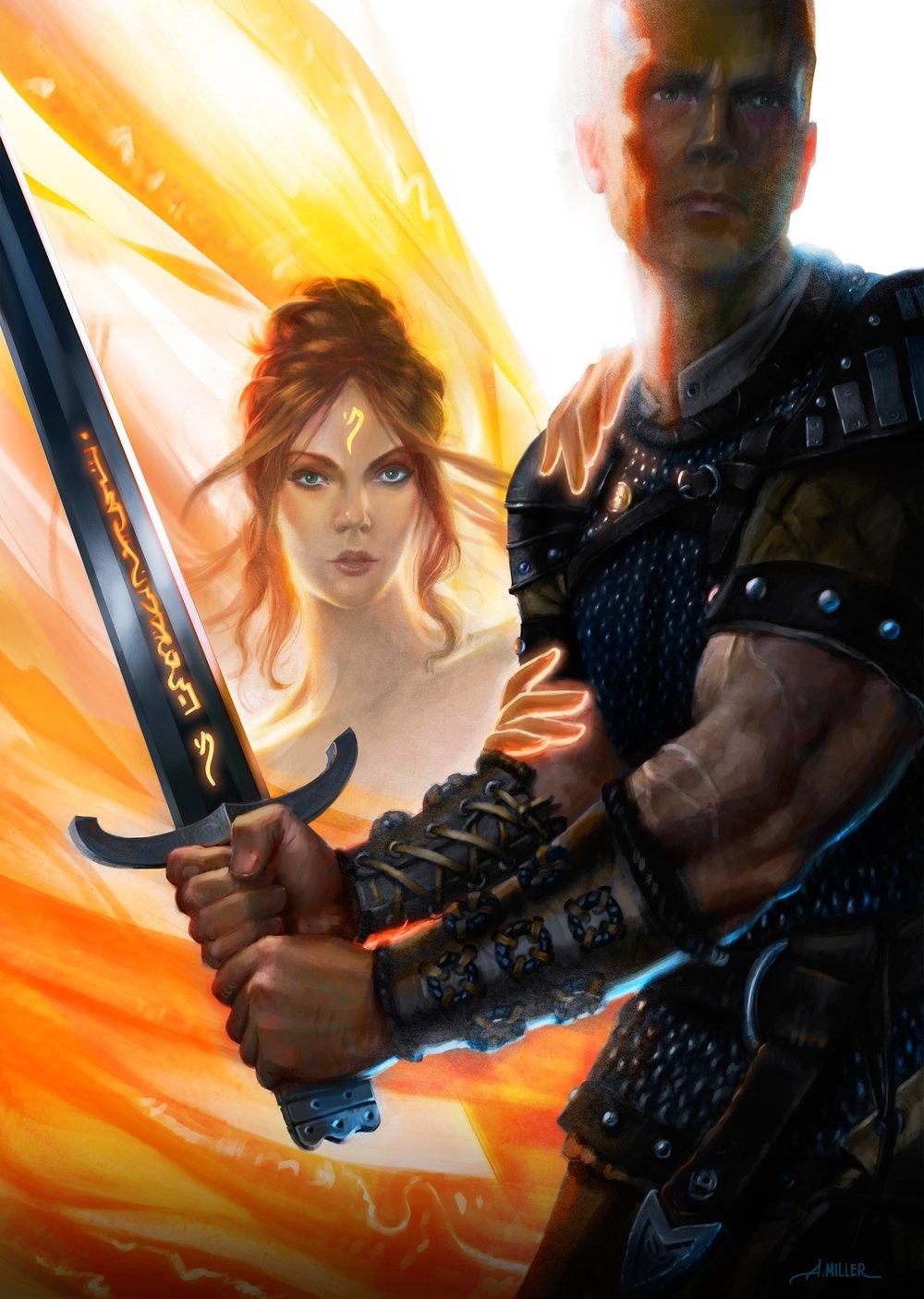 Vathiriel Blade | Aaron Miller
