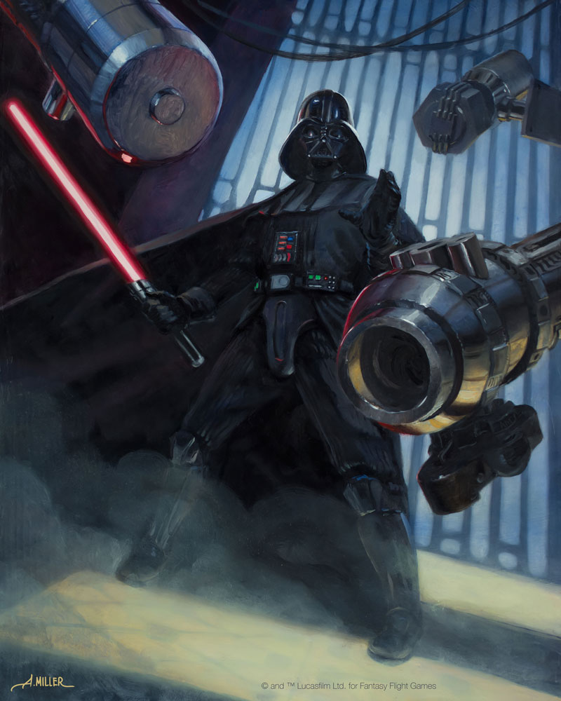 Darth Vader | Star Wars LCG | Fantasy Flight Games
