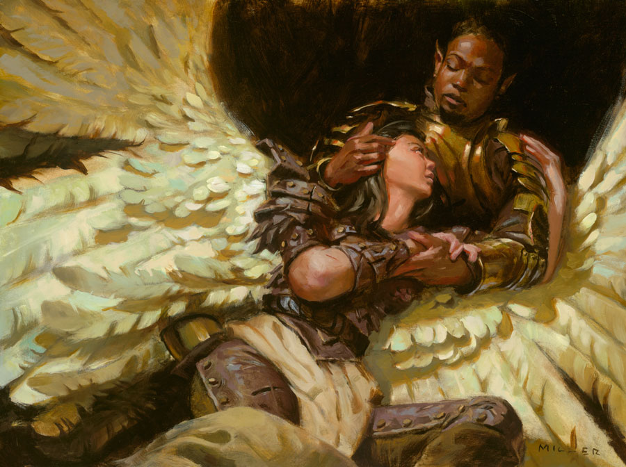 Angel of Sacrifice | Aaron Miller