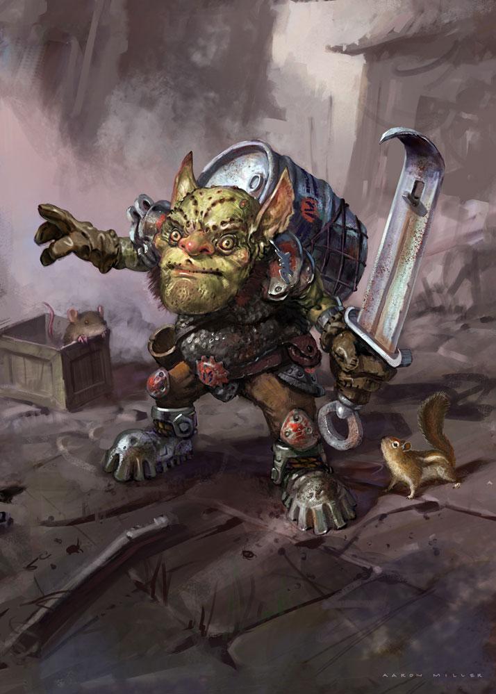 Goblin Brewmaster