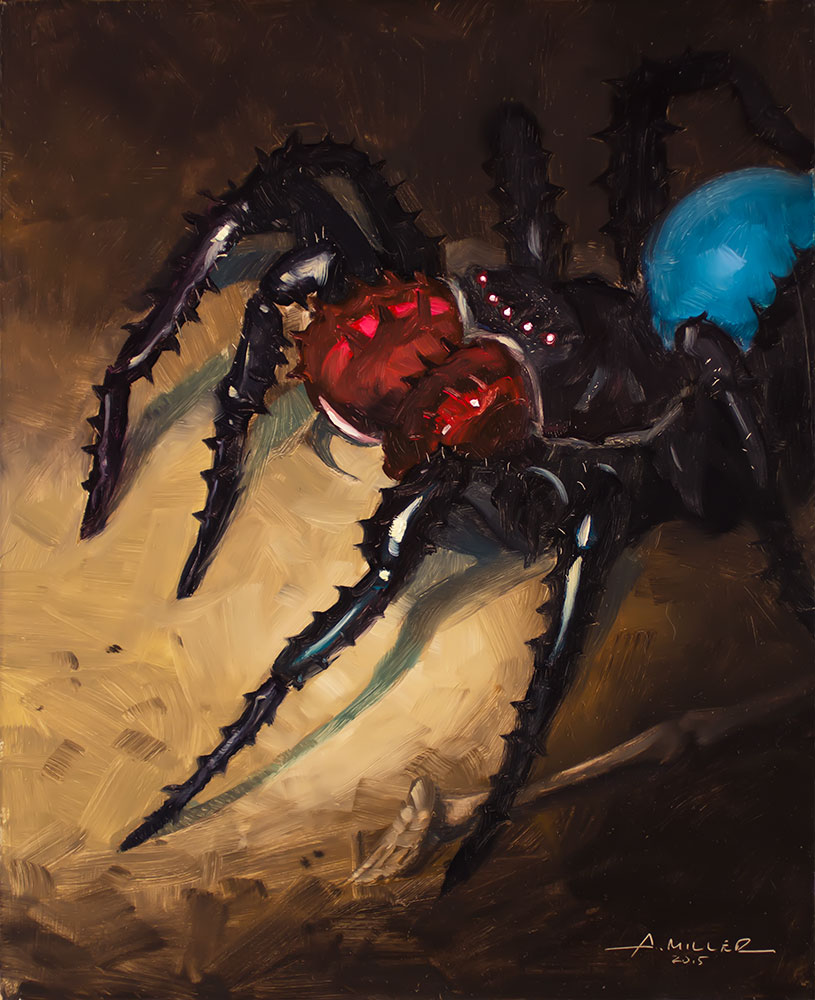 Blood Fang Spider