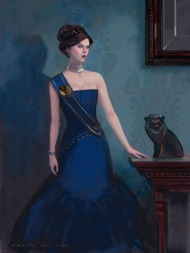 Baroness Ravenna Nelson