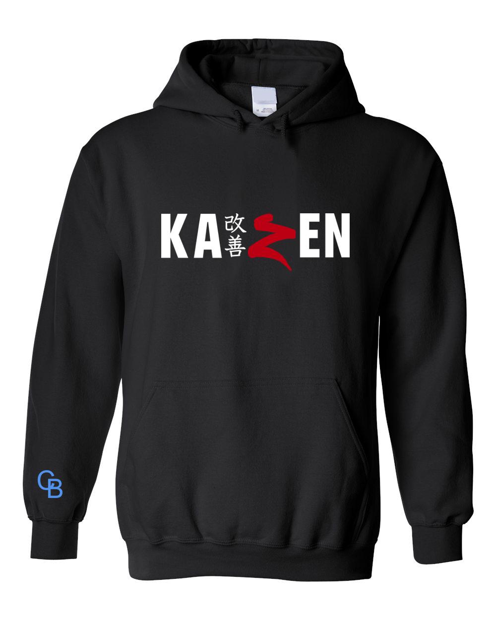 Kaizen Hooded Sweatshirt