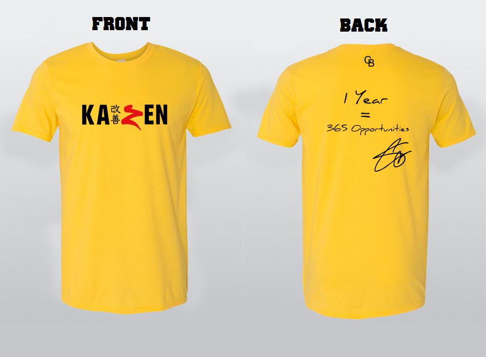 Kaizen Yellow