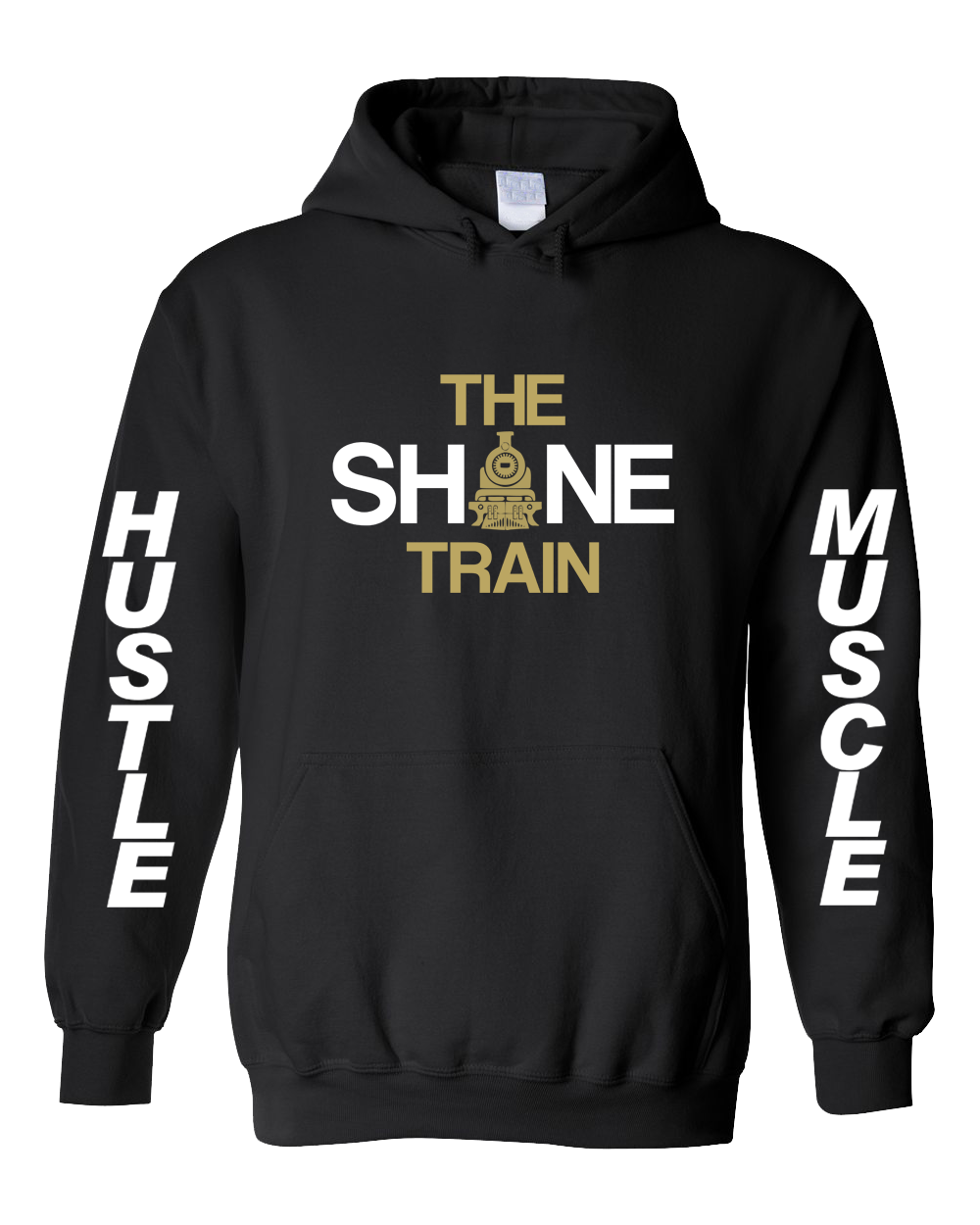 The Shane Train Hoodie